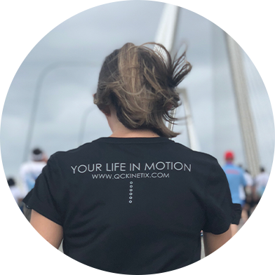 Your life in motion tshirt